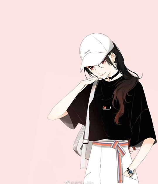 Jika anda ingin memasang profil wa menggunakan gambar yang keren namun. 13 Gambar Anime Perempuan Cantik Dan Keren Arti Gambar