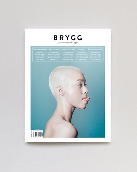 BRYGG Magazine | Buy New Arrival, Other Interests, Others magazine | Order at charlottestreetnews.co.uk