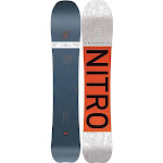 Nitro Men's Mountain Snowboard
