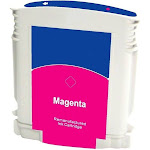 Insten Magenta Ink Cartridge (Remanufactured) Inkjet for HP 88 Ink Cartridge C9392AN/C9387AN