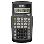 Texas Instruments TI-30Xa Scientific Calculator, 10-Digit LCD (TEXTI30XA)