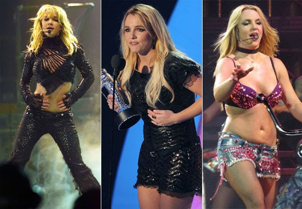 Britney Spears (Foto: Getty Images; Grosby Group e SplashNews)