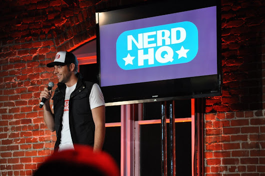 'Nerd HQ' Will Be Absent At San Diego Comic-Con 2017