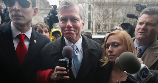 Bob McDonnell, Ex-Governor of Virginia, Sentenced to 2 Years for Corruption - NYTimes.com