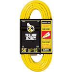 50' Yellow Jacket Extension Cord 2887