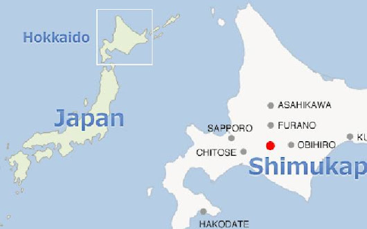 Magnitude 6.7 quake jolts northern Japan, no tsunami damage reported : Asia, News - India Today