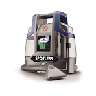 Hoover Spotless Deluxe Portable Carpet & Upholstery Vacuum Cleaner, Blue