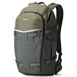 "Flipside Trek Bp 450 Aw Backpack With Front Cradlefit Pocket For 10"" Tablet, Gray/dark Green"
