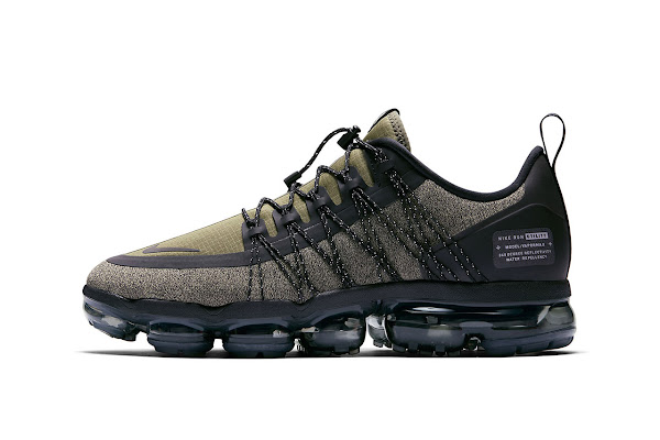 0ce5df13252 Nike Air VaporMax Run Utility is Dropping in Olive Green