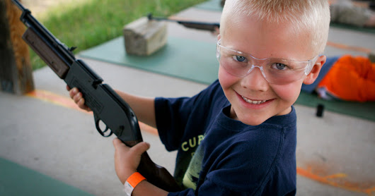 Paintball, BB and Pellet Gun Injuries Pose Serious Risk to Children's Eyes