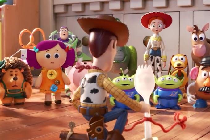 "Crítica do filme ""Toy Story 4"""