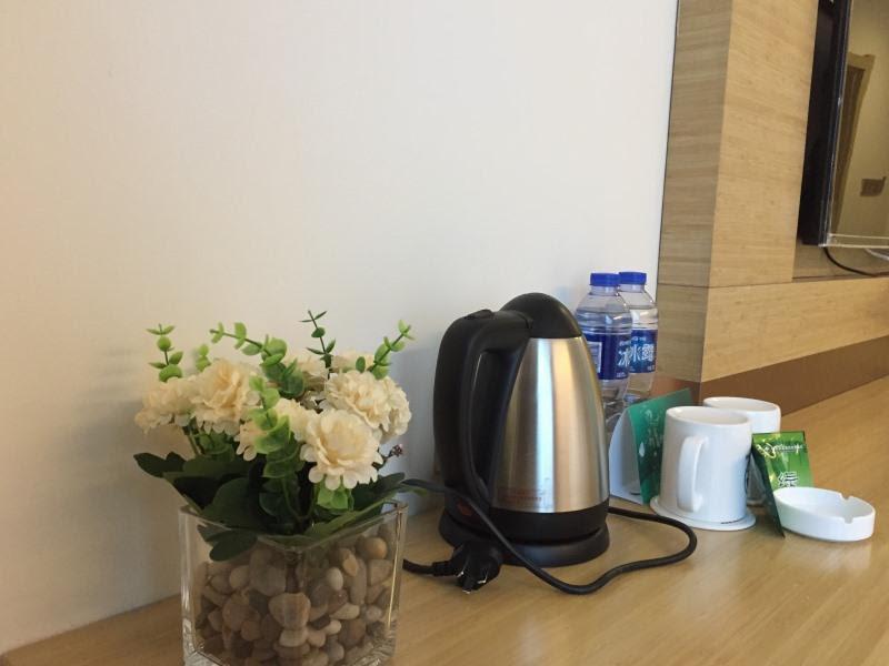 Review GreenTree Inn XiAn Xincheng District Raily Station Wukou Metro Station Hotel
