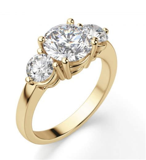 Diamond Nexus Simply Irresistible Round Cut Engagement