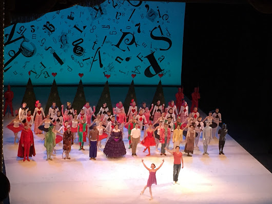 Alice's Adventures in Wonderland by the Royal Ballet | Purely phantasmagoric