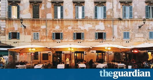 10 of the best restaurants in Italy: readers' tips | Travel | The Guardian