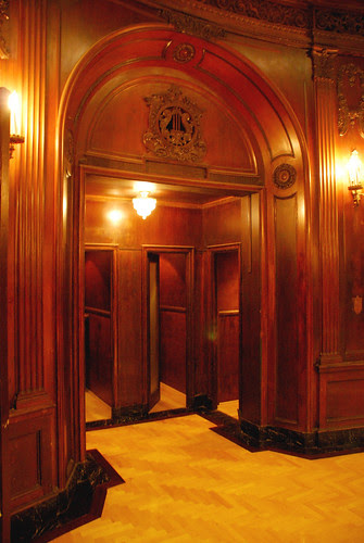Los Angeles Theatre Phone Booths