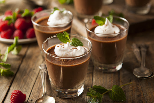 Make Your Own Chocolate Pudding -