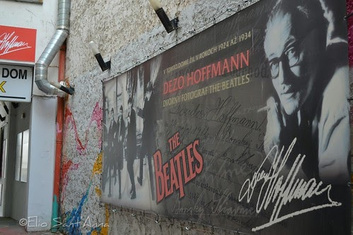 Especial Eurotrip: John Lennon Wall, John Lennon Pub e Dezo Hoffman Passage