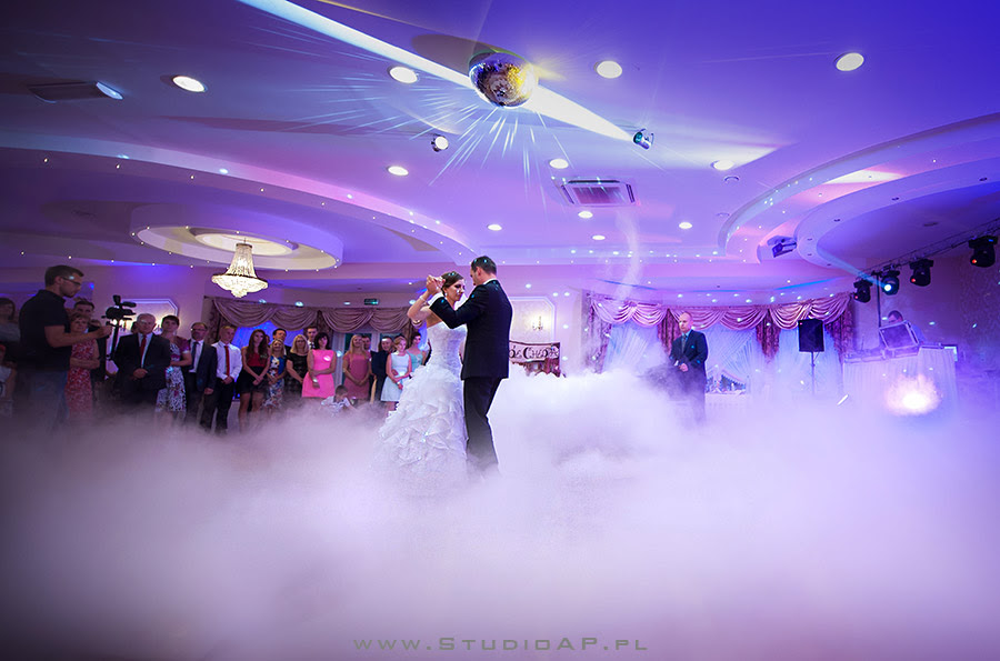 Ciężki Dym Na Wesele Taniec W Chmurach Jak Uzyskać Super Efekt