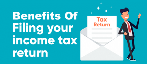 What Are the Benefits of Filing an Income Tax Return?  https://tipsclear.com/what-are-the-benefits-of...