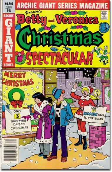 Archie Giant Series Magazine #501