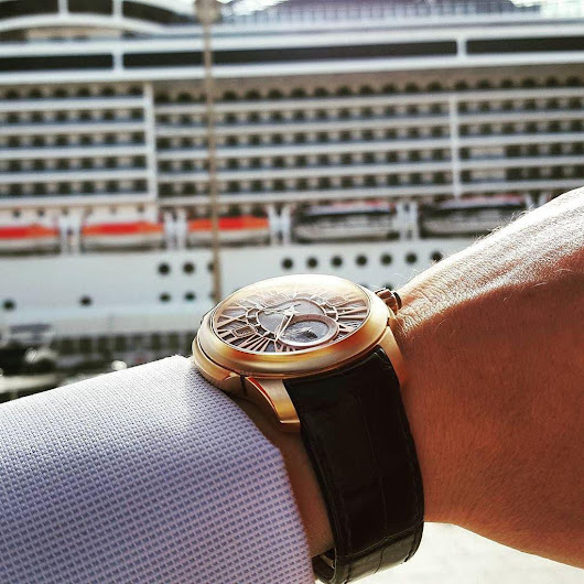 "AteliersDeMonaco on Twitter: ""#msc #boat #ateliersdemonaco #watch #swissmade #gold """