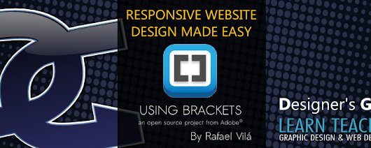 HTML5 Responsive Website with Brackets