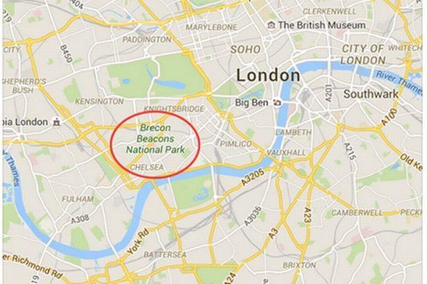 South Kensington London Map.World Map 07 Chelsea Map