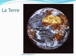 La France, l'Europe, la Terre
