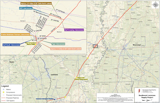 Pipeline Construction Project Moves Forward