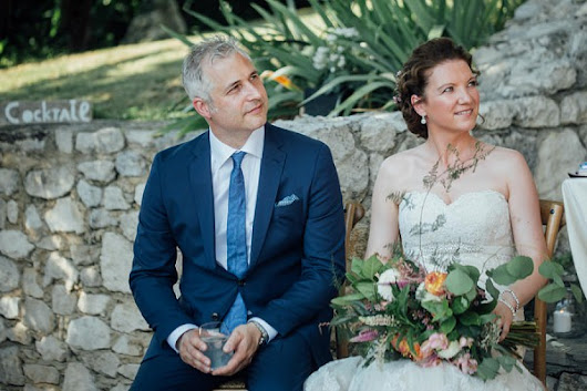Provence For A Countryside Chic Wedding - French Wedding Style