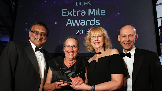 Buxton physio wins lifetime achievement award