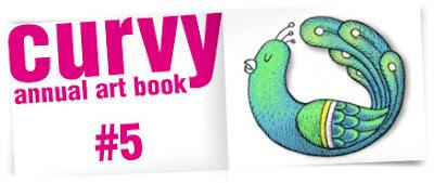 Curvy Annual Art Book - N5