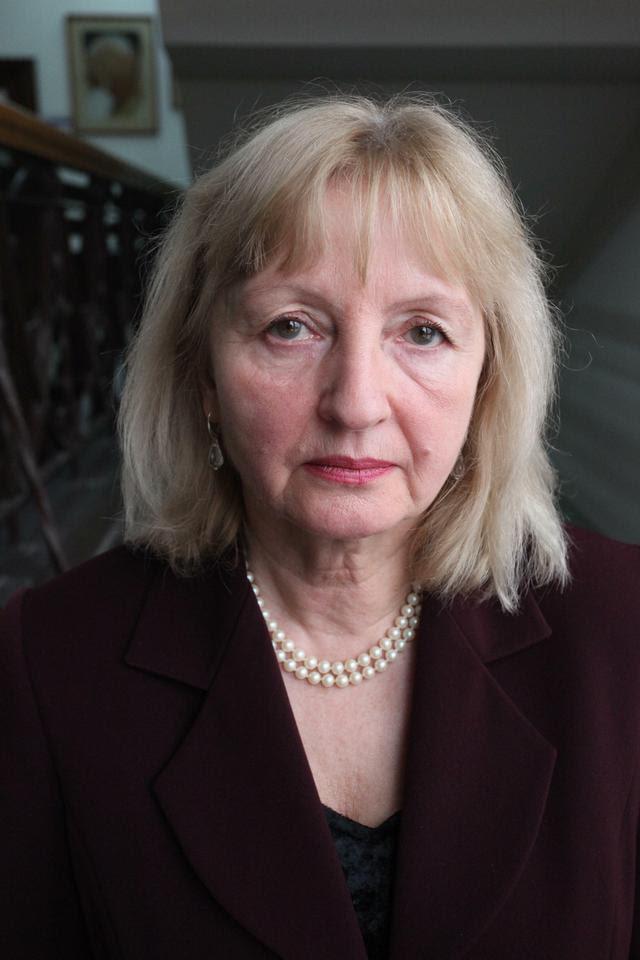 Krystyna Kmiecik-Baran psycholog