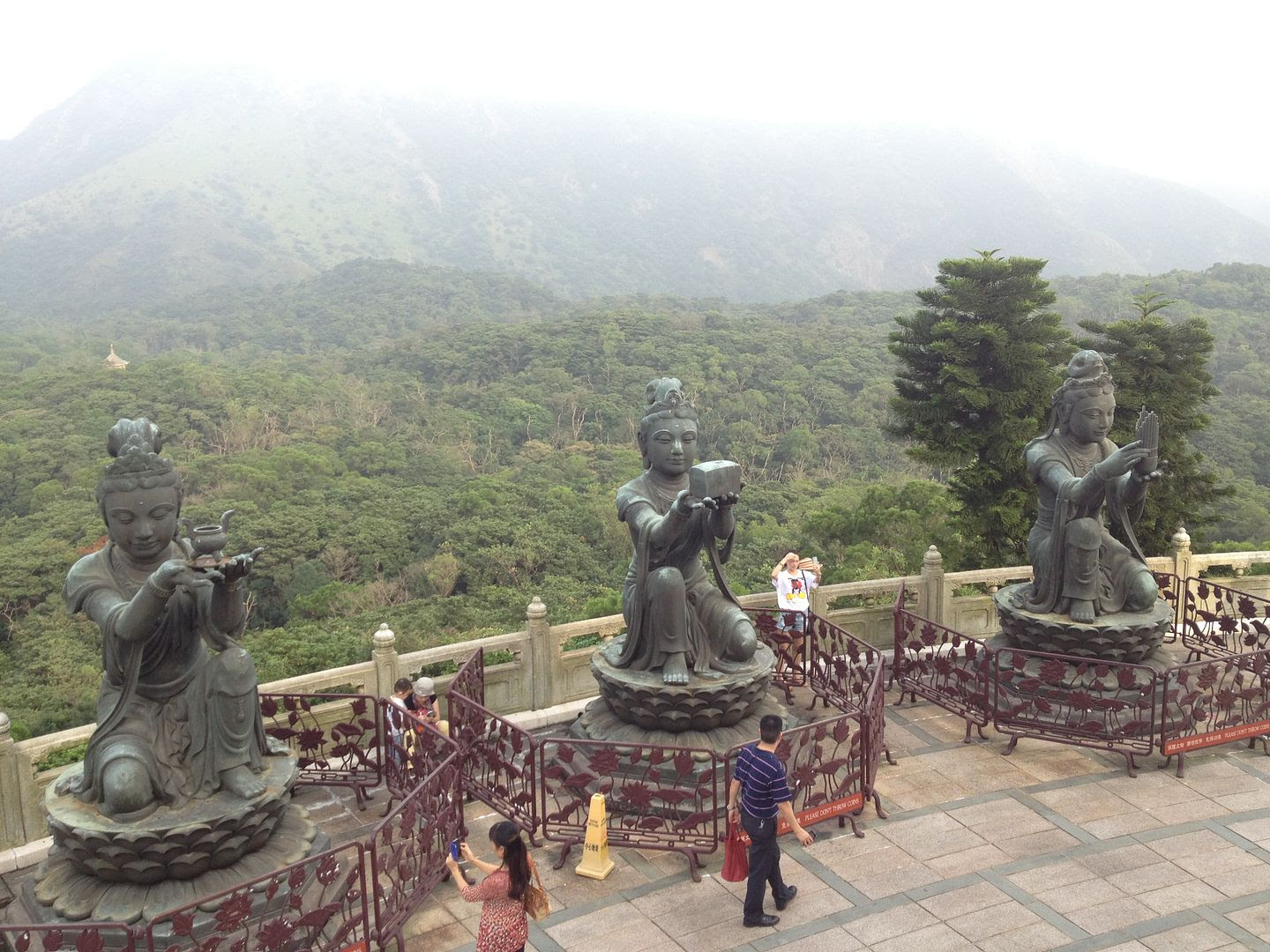 Goddesses at Big Buddha in Hong Kong photo 2013-10-01163652_zpseda3f036.jpg