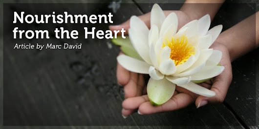 Nourishment from the Heart