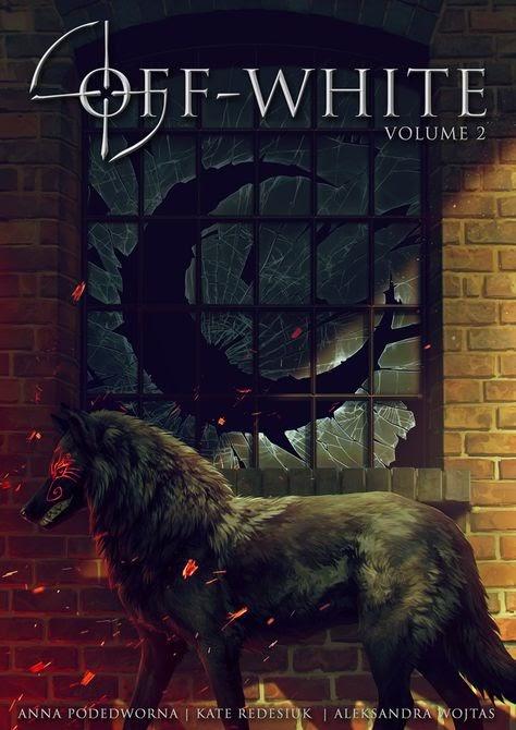 Off White Wolf Comic Volume 2