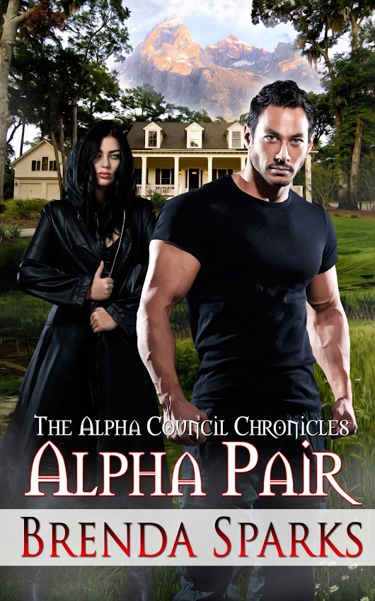 Review: Alpha Pair by Brenda Sparks