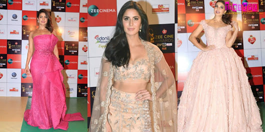 Zee Cine Awards Red Carpet