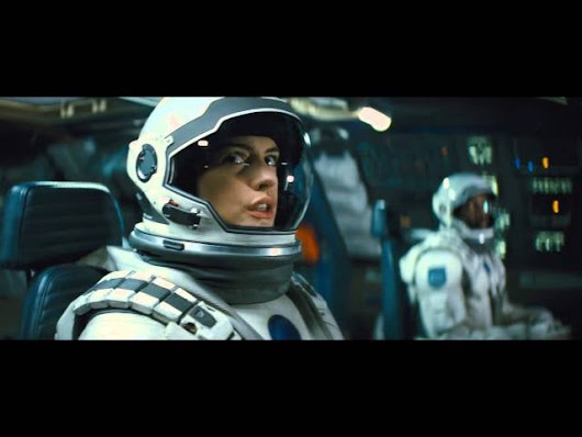 Holy Crap, Trailer For Christopher Nolan's Interstellar Is Thrilling