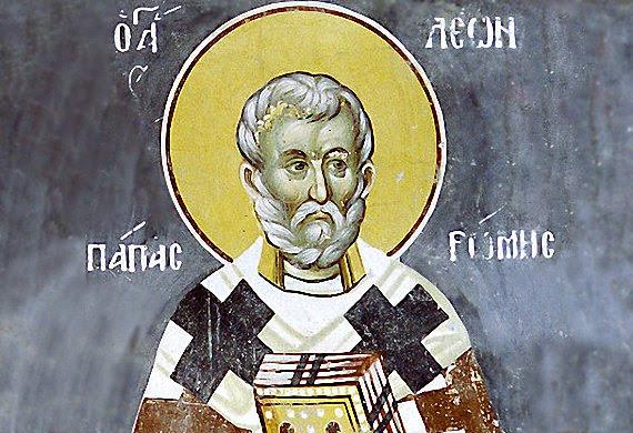 Αποτέλεσμα εικόνας για λεων παπας ρωμης