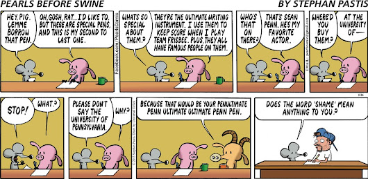 Pearls Before Swine by Stephan Pastis for May 26, 2013 | GoComics.com