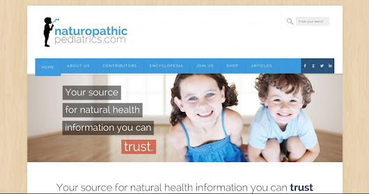 Announcing the launch of NaturopathicPediatrics.com! - Montana Whole Health