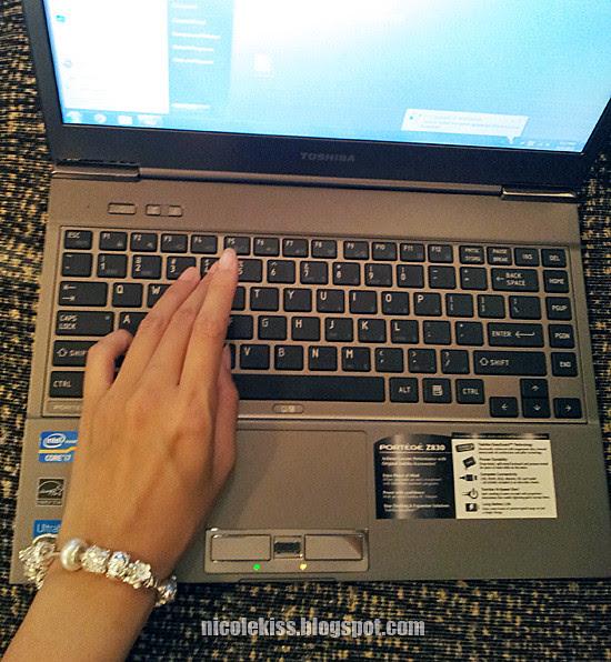 bracelets with toshiba
