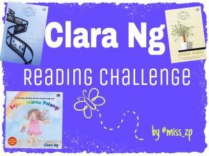 Clara Ng Reading Challenge