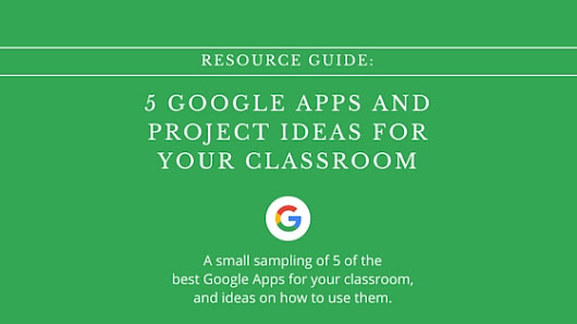 Resource Guide: 5 Google Apps for Your Classroom - Simplek12