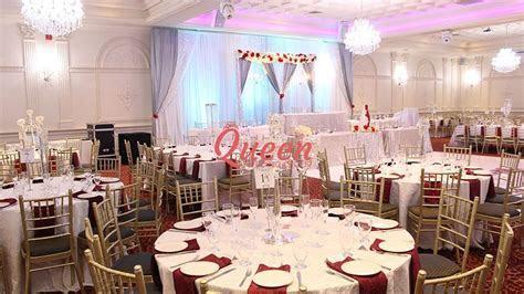 Elite Banquet Halls and Convention Center   Queen Wedding