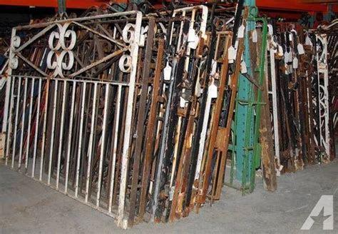 antique wrought iron gates  sale  albany  york