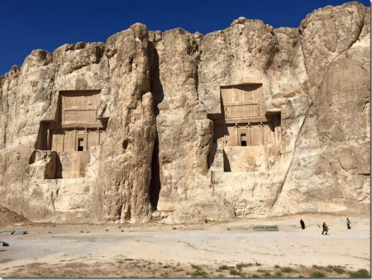 IRAN Persian Road trip – From Shiraz to Isfahan
