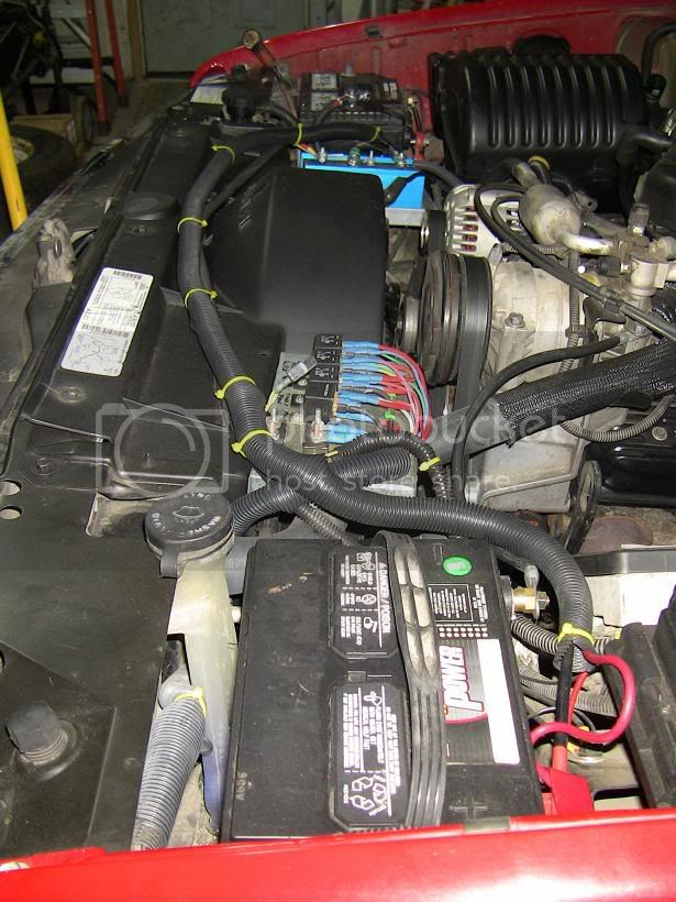 Silverado Dual Battery Wiring Diagram